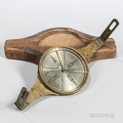 Richard Patent Surveyor's Compass