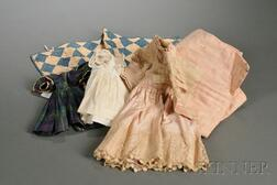 Small Lot of Doll Items
