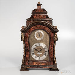 Robert Ward Musical Bracket Clock