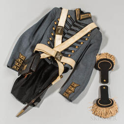 7th New York Coatee and Accoutrements