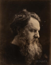 Julia Margaret Cameron (British, 1815-1879)      James Thomas Fields