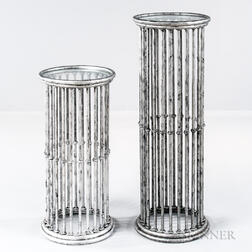 Two Decorative Stands
