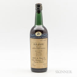Justino Henriques Bual Solera 1900, 1 bottle