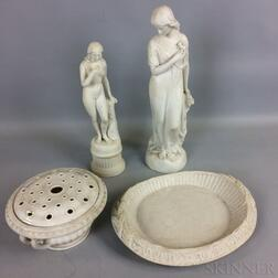 Four Parian Items