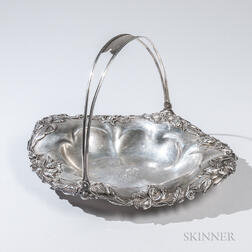 Reed & Barton Sterling Silver Basket