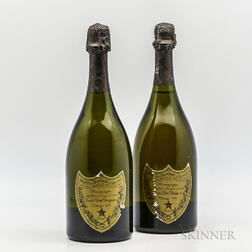 Moet & Chandon Dom Perignon 1976, 2 bottles