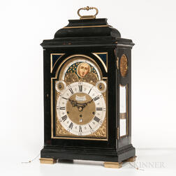John Hallifax Musical Bracket Clock