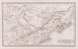 Canada, Nineteen Maps, 19th Century and c. 1900.