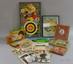Collection of Black American Character and Cultural Ephemera and Collectibles