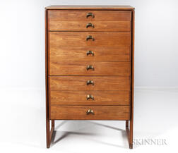 Jens Risom Chest of Drawers