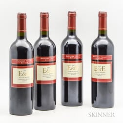 Barossa Valley Estate E&E Black Pepper Shiraz 2000, 4 bottles
