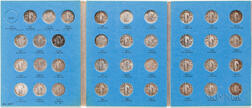 Near Complete Set of Standing Liberty Quarters