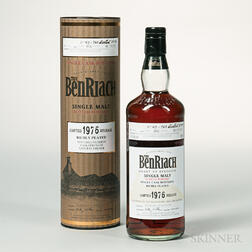 BenRiach 30 Years Old 1976, 1 750ml bottle