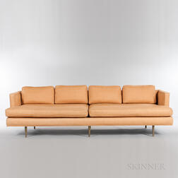Edward Wormley for Dunbar Model 4907 Sofa
