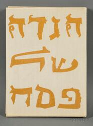 (Haggadah) Haggadah for Passover Copied and Illustrated by Ben Shahn