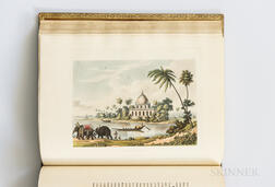 Forrest, Lieutenant-Colonel Charles Ramus (1750-1827) A Picturesque Tour along the Rivers Ganges and Jumna, in India.