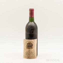 Freemark Abbey Cabernet Sauvignon 1976, 1 bottle