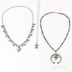 Three Southwest Necklaces