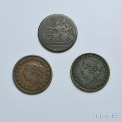 Three Hard Times Tokens