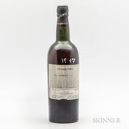 Tuke Holdsworth Vintage Port 1947, 1 bottle