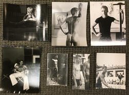 Attributed to George Platt Lynes (American, 1907-1955)      Group of Thirty-one Photographs of Men (Both Nude and Clothed)