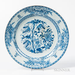Large Export Porcelain Dish
