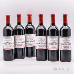 Chateau Lynch Bages 2011, 6 bottles