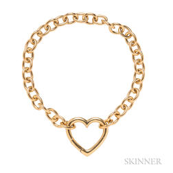 18kt Gold Bracelet, Tiffany & Co.