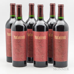 Pahlmeyer Proprietary Red 1997, 6 bottles