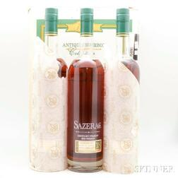 Buffalo Trace Antique Collection Sazerac 18 Years Old, 3 750ml (oc) bottles