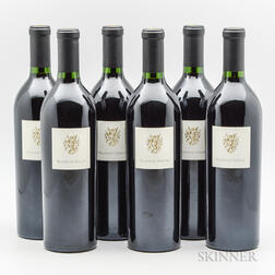 Blankiet Estate Paradise Hill Vineyard 2007, 6 bottles