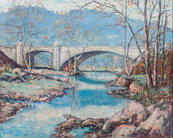 Jefferson Stephen Ward (American, 1876-1949)      Hyperion Bridge