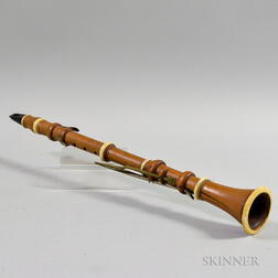 Astor & Co. Wooden Clarinet