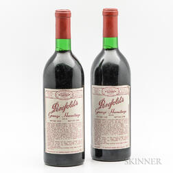 Penfolds Grange 1982, 2 bottles