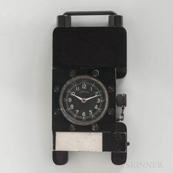 "Hamilton Watch Co. Military ""735A"" Wristwatch Model"