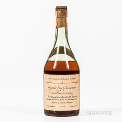 Grand Fine Champagne, 1 4/5 quart bottle Spirits cannot be shipped. Please see http://bit.ly/sk-spirits for more info.