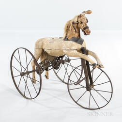 Horse Velocipede Toy