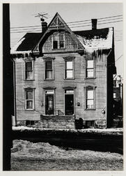 Walker Evans (American, 1903-1975)  Allentown, Pennsylvania, Probably Made for the Fortune Magazine Article People and Places in Troub