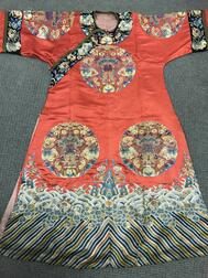 Manchu Wedding Robe