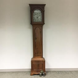 Pennsylvania Walnut Tall Clock