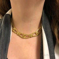 18kt Gold Necklace, Gianmaria Buccellati