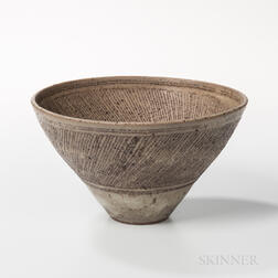 Lucie Rie (1902-1995) Stoneware Studio Pottery Bowl