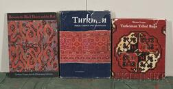 Twenty Turkoman and Central Asian Rug Books