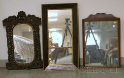 Three Assorted Mirrors