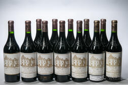 A Decade of Chateau Haut Brion 1998-2009, 12 bottles