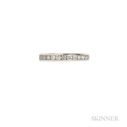 Platinum and Diamond Eternity Band, Tiffany & Co.