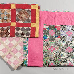 Three Mennonite Quilts
