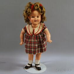 Ideal Composition Shirley Temple Doll