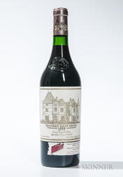 Chateau Haut Brion 1982, 1 bottle