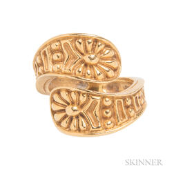22kt Gold Ring, Zolotas